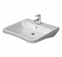 BRITEX 650 Accessible Contoured Vanity Basin