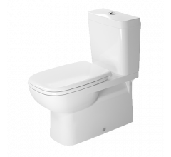 Britex 650 Ceramic Back to Wall Toilet Suite