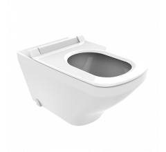 Britex 620 Wall Mounted Ceramic Ambulant Accessible Pan