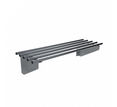 BenchTech 300mm Pipe Shelf