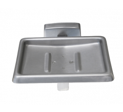 S.S. Soap Dish with Drain