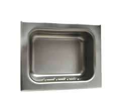 Recessed Heavy Duty Soap Dish S.S.