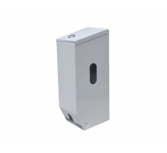 WPC Dual Toilet Paper Dispenser