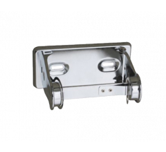 Chrome Plated Single Toilet Paper Holder