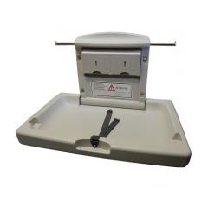 Horizontal HDPE Baby Change Table