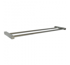 SS Double Towel Square Bar