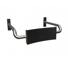 Vandal Resistant SS Drop Down Backrest Only