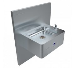 Dado Square Drinking Fountain - Compact