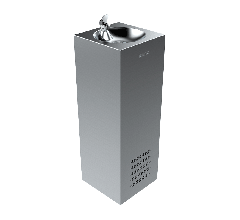 Square Drinking Fountain - Refrigerated