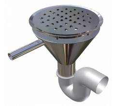 Conical Flushing Floor Waste