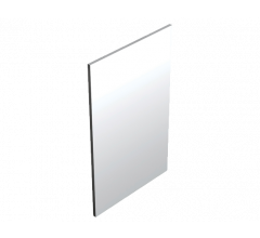 Security Stainless Steel Mirror