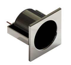 Security Toilet Roll Holder - Rear Fixed
