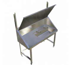 Outdoor Learning Trough Lockable