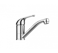 Hob Mounted Mixer Tap - Swivel Spout