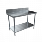 BenchTech Work Benches with 150mm Splashbacks