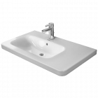 BRITEX 800 Accessible Basin with Integrated Shelf