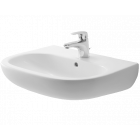 BRITEX 550 Ceramic Hand Basin with 3 tap holes