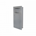 Recessed 9L Waste Receptacle Only