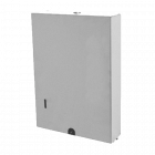 SS Slimline Paper Towel Dispenser