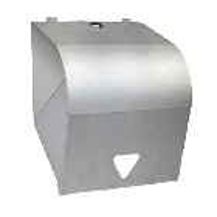 SS Lockable Paper Towel Dispenser