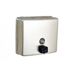 Square Liquid Soap Dispenser - ABS Pump Button
