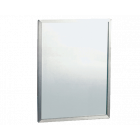 SS Channel Frame Mirror  w/o Shelf (Accessible Compliant)