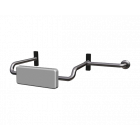 Backrest with Optional Combination Rail