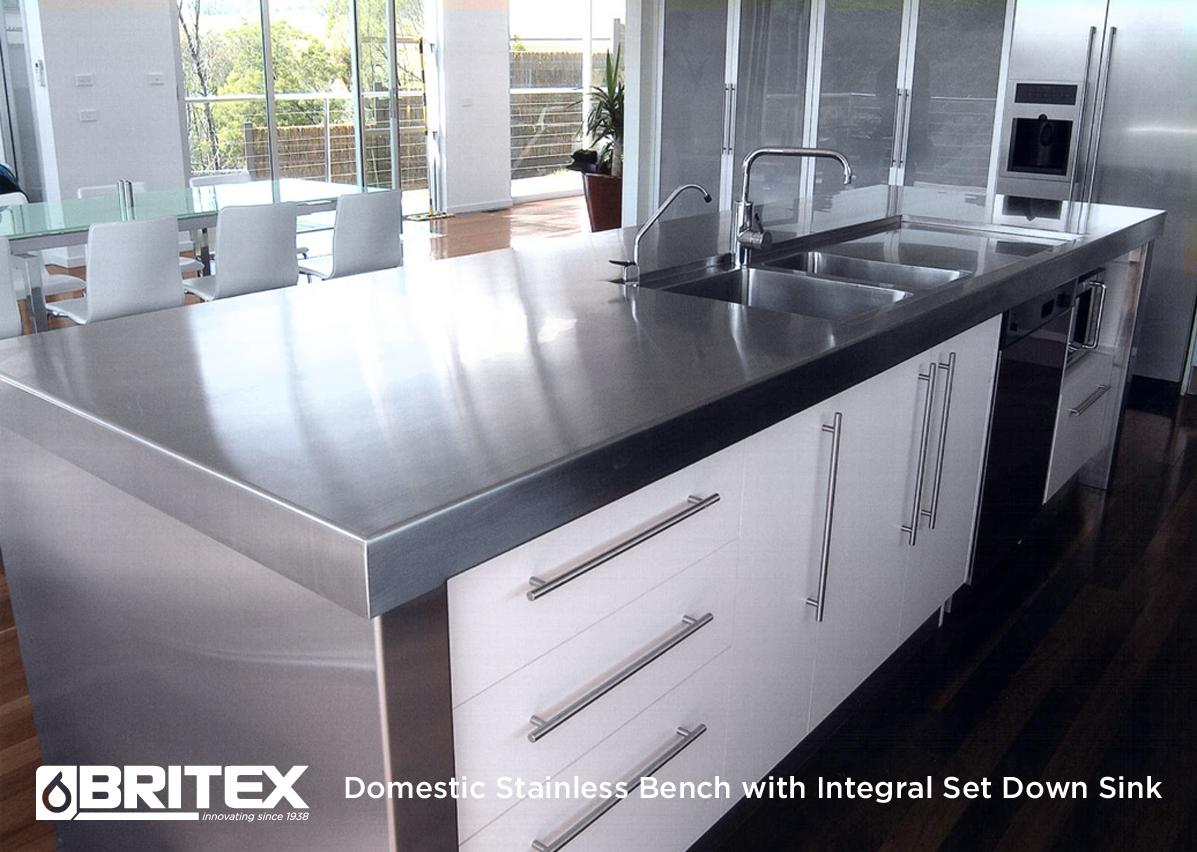 Custom Bench + Sink Melbourne VIC