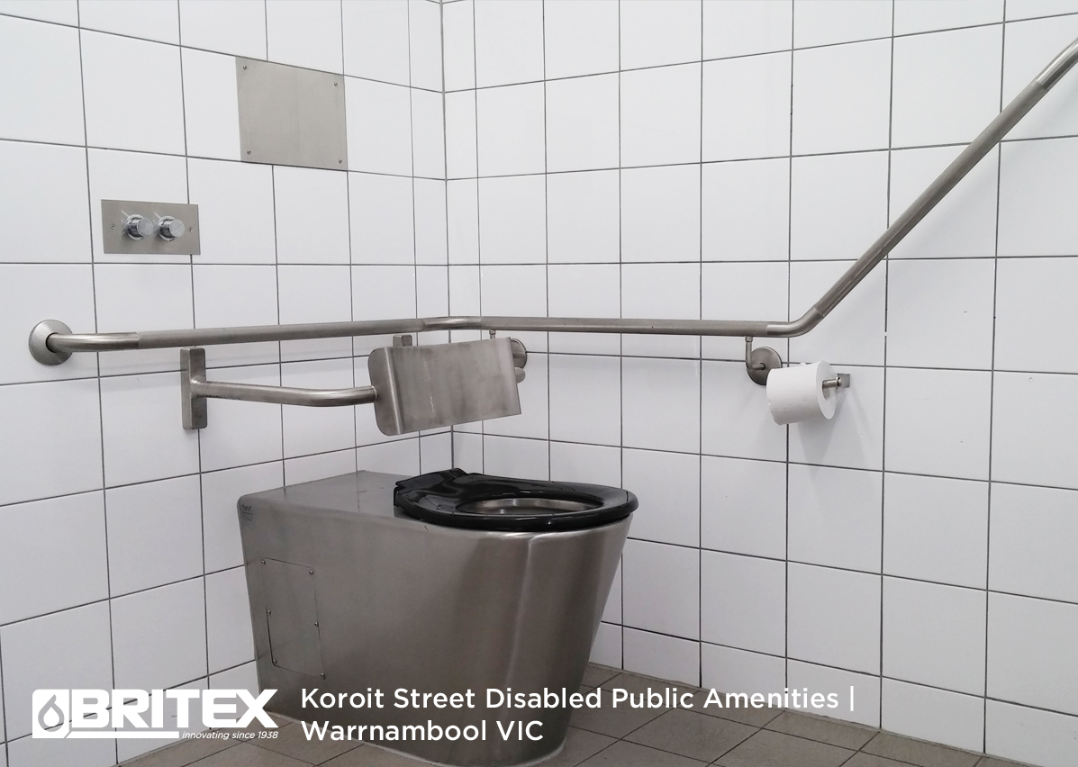 Disabled Public Amenities