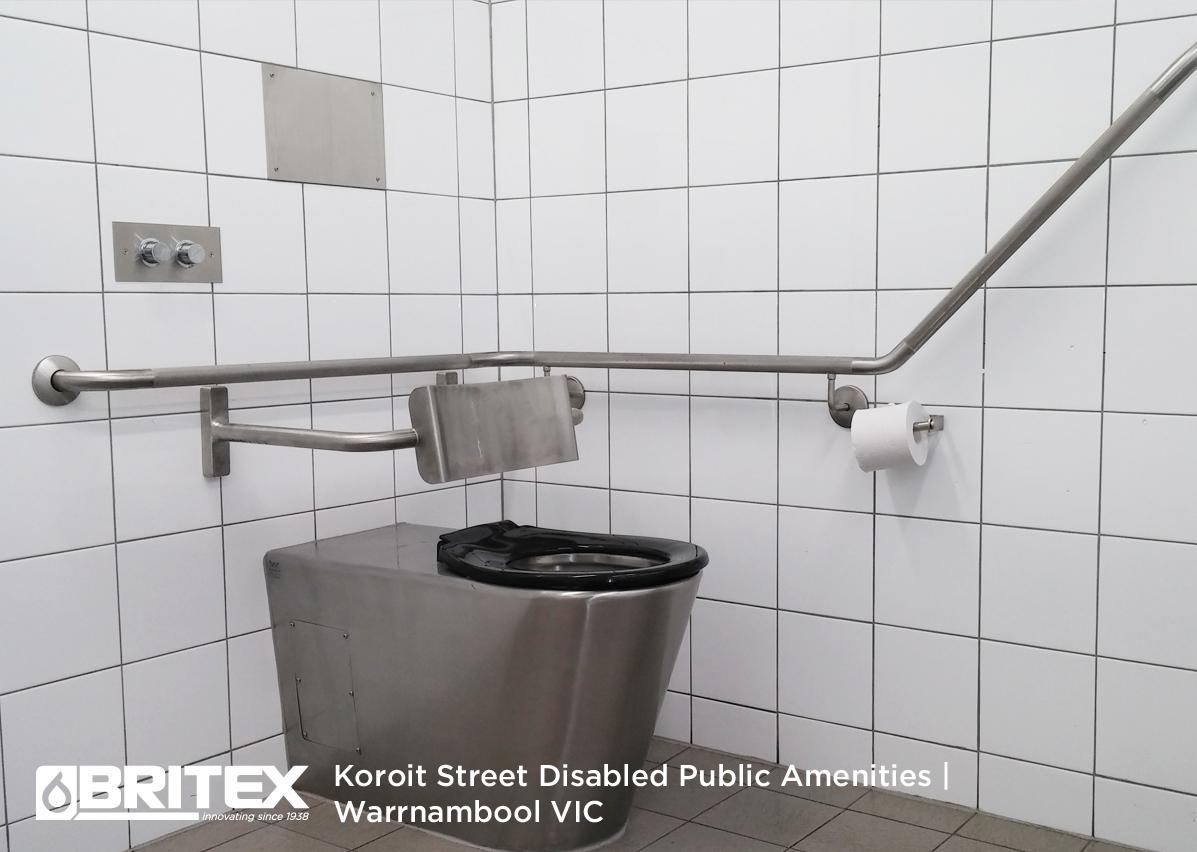 Disabled Public Amenities