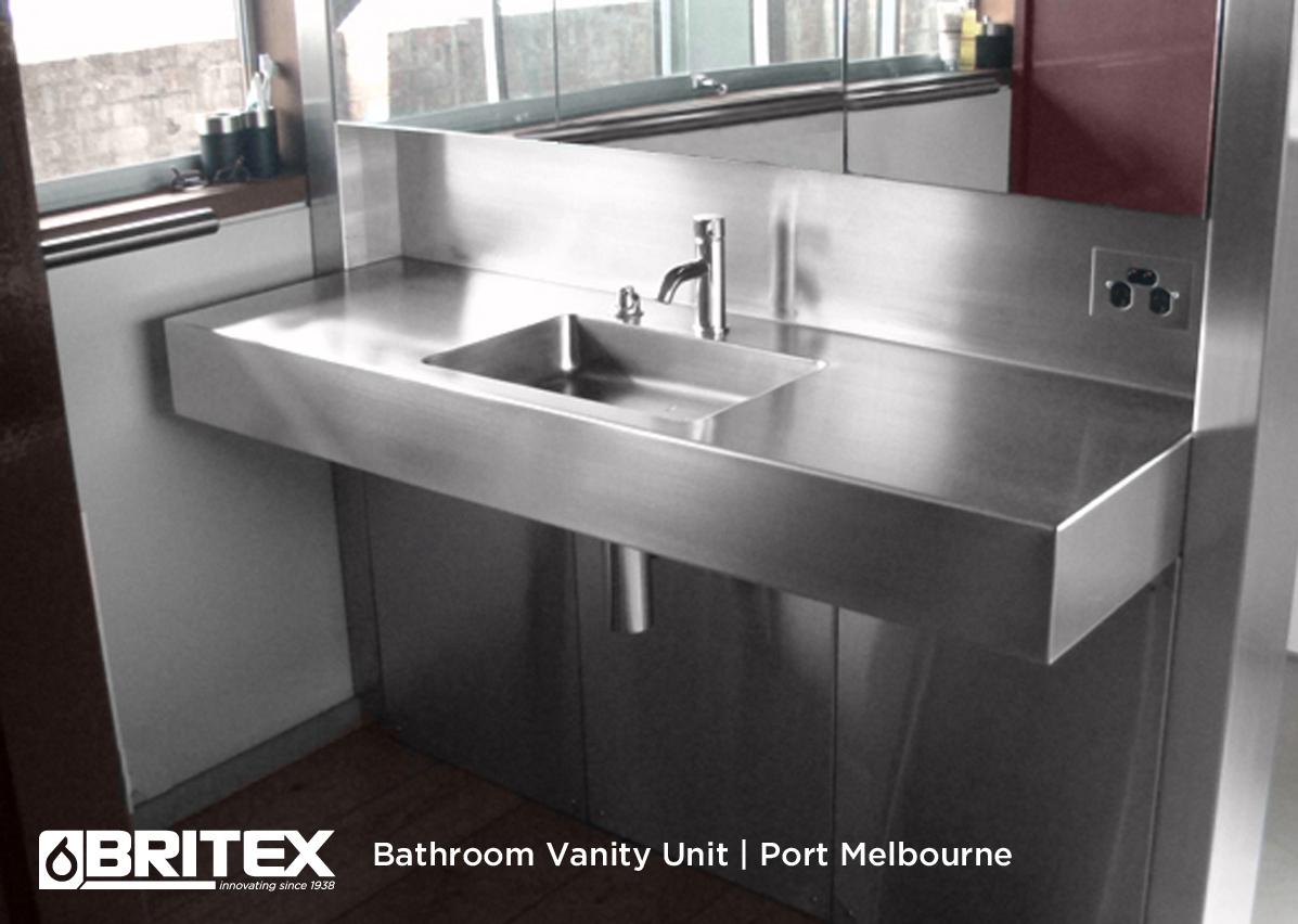 Custom Domestic Sink