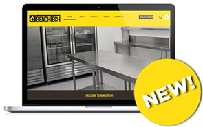 *New* our popular benchtech range has been given a facelift