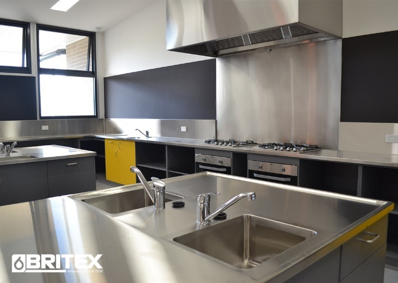 Maximising Stainless Steel Benches in Commercial Kitchens