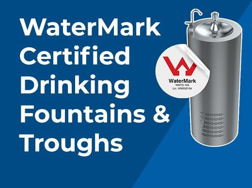 WaterMark Certified Drinking Fountains & Troughs