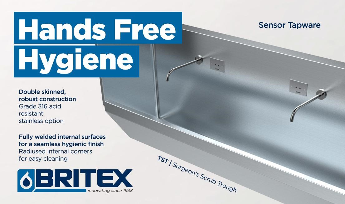 Britex Hands-Free Hygiene Collection
