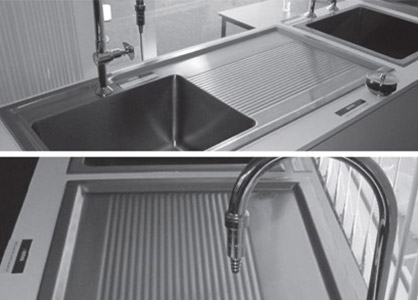 Easy To Specify Stainless Steel Laboratory Sinks