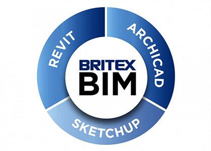 Revit + ArchiCAD + SketchUp = BRITEX-BIM!