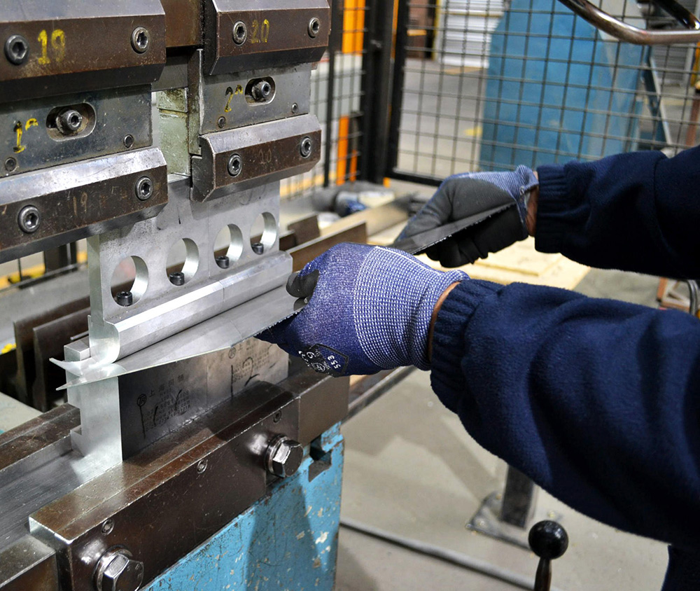 Working smarter with better tooling and machinery