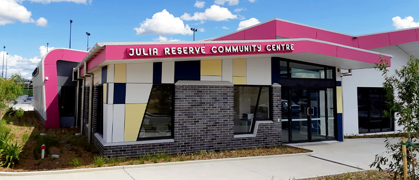 Julia Reserve Community Centre NSW