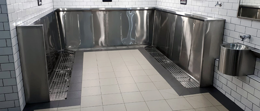 Melbourne Town Hall Toilet Facilities