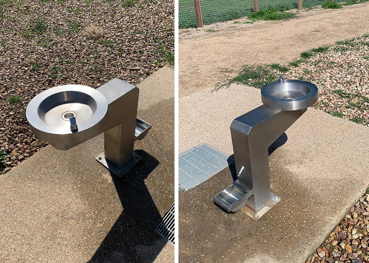 Britex Accessible Drinking Fountains