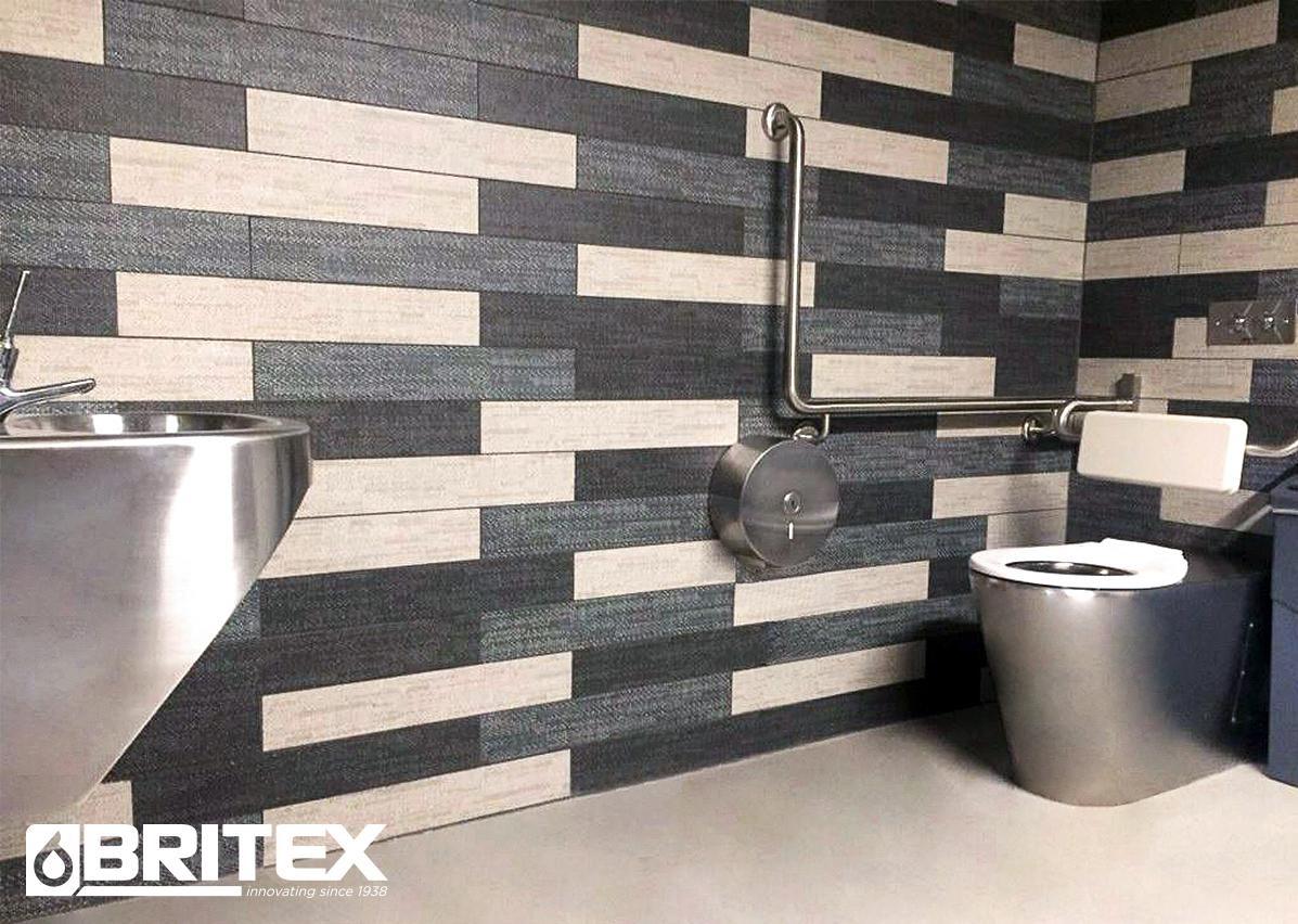 Britex Stainless Steel Vandal Resistant