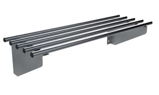 BenchTech 300mm Pipe Shelf