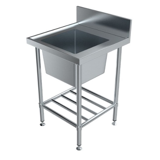 BenchTech Single Sink Bench