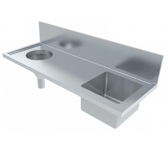 Dirty Utility Sink