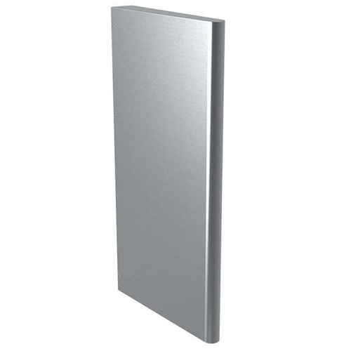 Britex Stainless Steel Urinal Privacy Panels UPP