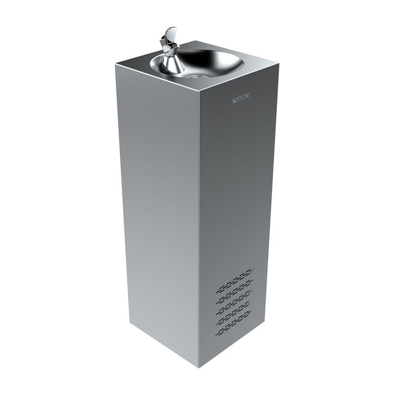 Square Drinking Fountain