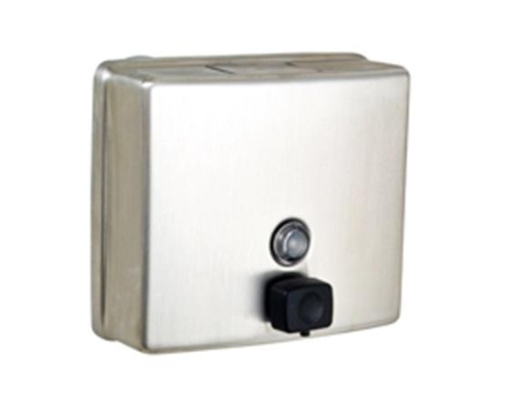 Square Liquid Soap Dispenser with Standard Nozzles