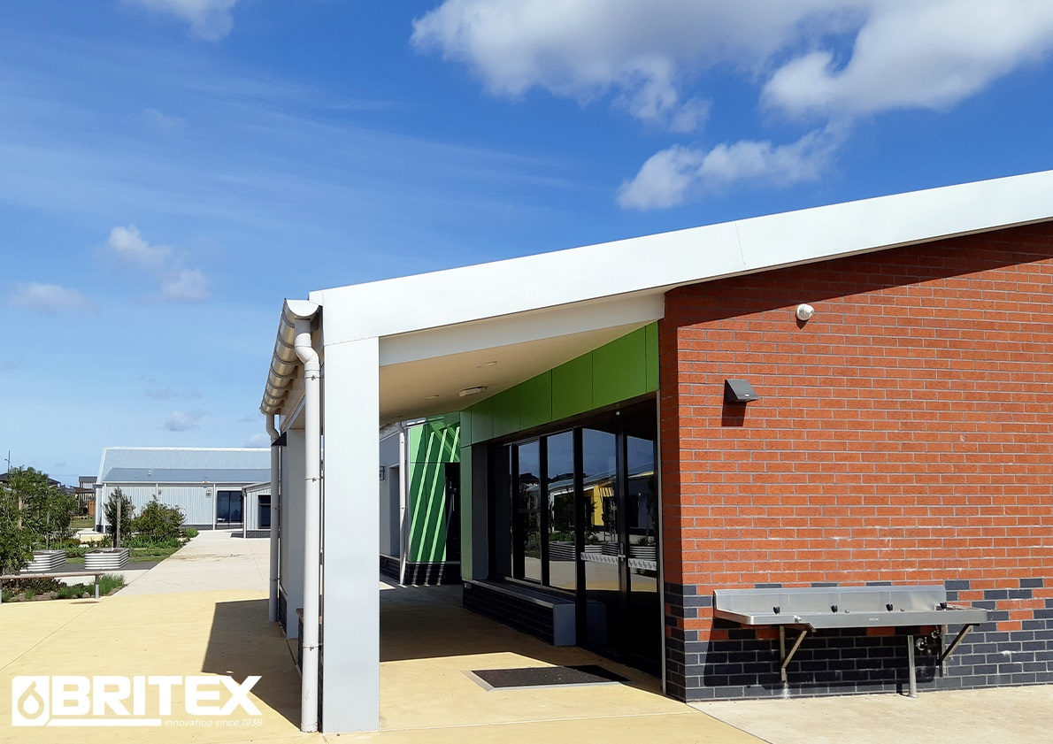Stainless Steel Fixtures & Fittings for Aitken Hill Primary School