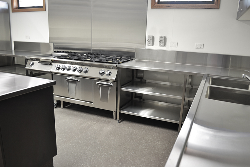 stainless steel commercial kitchen fittings